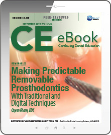 Making Predictable Removable Prosthodontics With Traditional and Digital Techniques eBook Thumbnail