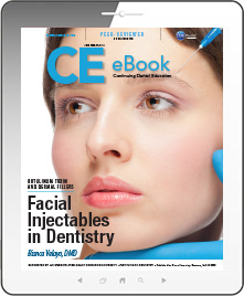 Facial Injectables in Dentistry eBook Thumbnail